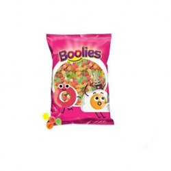 Caramelle Gommose Colorate Boolies 1 kg