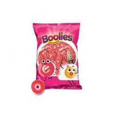 Caramelle Gommose Anelli alla Fragola Boolies 1 kg