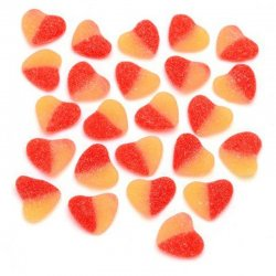Caramelle Gommose a Cuore al Melone Boolies 1 kg