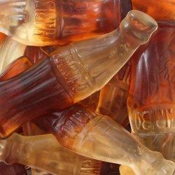Maxi Bottiglie Cola Haribo