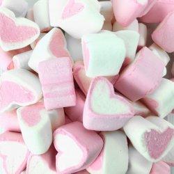 Marshmallow Cuori di Caramelle