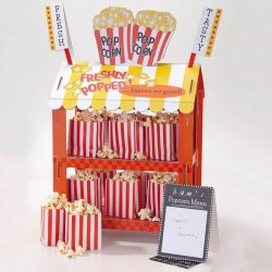 Stand per Hot Dog e Pop Corn