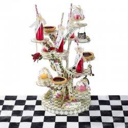 Stand a Forma di Albero per Cupcakes