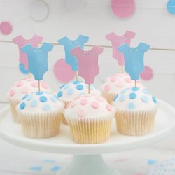 Toppers Baby Shower