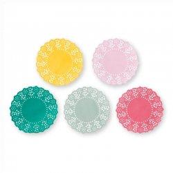 100 Centrini Colori Assortiti