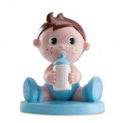 Bambino Battesimo con Biberon 10 cm