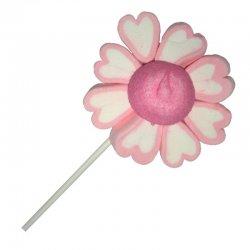 Lecca lecca Fiore Rosa