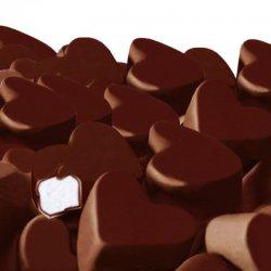 Cuoricini Cioccolato e Latte