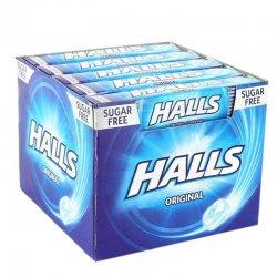 Halls Originali Senza Zucchero
