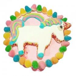 Torta di Caramelle Unicorno 330 grs