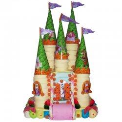 Torta di Caramelle Castello Incantato 1430 g