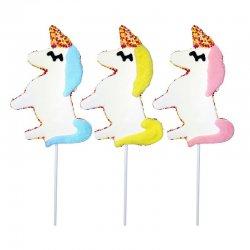 Spiedino di Caramelle Unicorno 35 gr