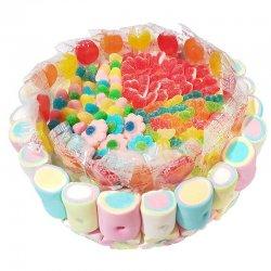 Maxi Torta di Caramelle e Lecca-Lecca 490 g