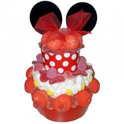 Torta di Caramelle Minnie Mouse 500 g