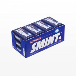 Caramelle Smint Peppermint 12 pacchetti