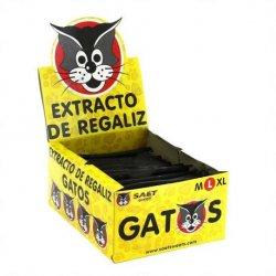 Regaliz Negro Pequeño 200 uds