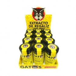 Regaliz Extracto Gatos 12 paquetes