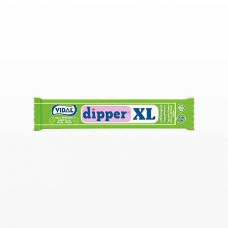 Caramelos Dipper de Manzana XL 100 uds