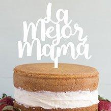 Cake Topper Compleanno