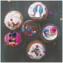 Cialde per Cupcake