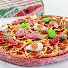 Pizza di Caramelle