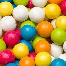 Caramelle Palline Colorate